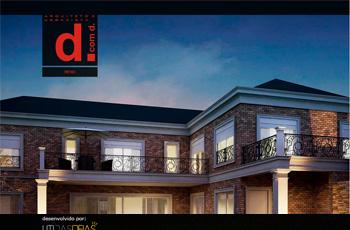 Home Page Dcomd Arquiteto e Urbanista