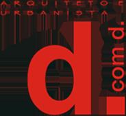 Logo - Dcomd Arquiteto e Urbanista