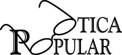 Logo - Ótica Popular RP
